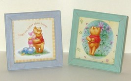 Two Disney Simply Pooh Pictures Photo Frames - $8.00