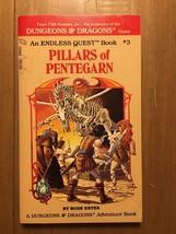 Endless Quest #3 - Pillars of Pentegarn - 5th Edition! CYOA. Vintage! - $15.79