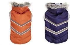 NEW Zack & Zoey ELEMENTS ARCTIC REFLECTIVE COAT Dog Pet Jacket XXS S Ext... - $14.95