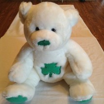Christmas Build A Bear plush white stuffed 15 inch - $14.99