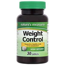 Nature's Measure Weight Loss Formula, 30 Tablets - $9.98