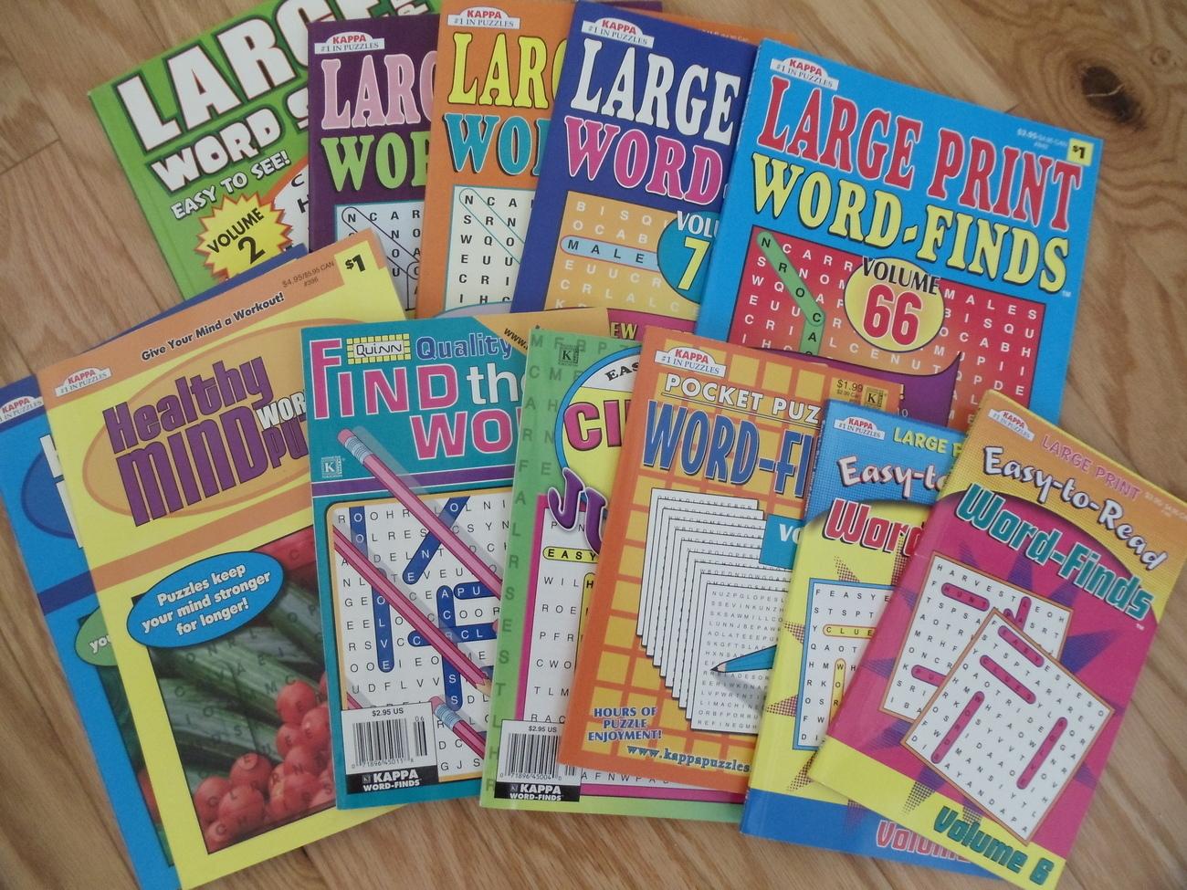 Word Search: Books | eBay