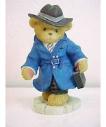 Enesco Cherished Teddies T. JAMES BEAR Charter ... - $5.99