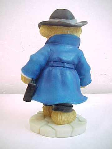 Enesco Cherished Teddies T. JAMES BEAR Charter Membear No. CT107 Figurine