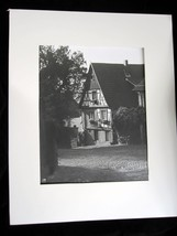 Little House in Germany Photograph - $35.00