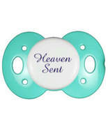 """Heaven Sent"" Posh Pacifier Binkys With Sass - $3.00"