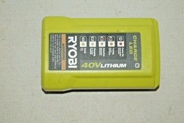 NEW Ryobi 40v Li-Ion Replacement Spare OEM Compact Battery Charger OP404 - $17.81