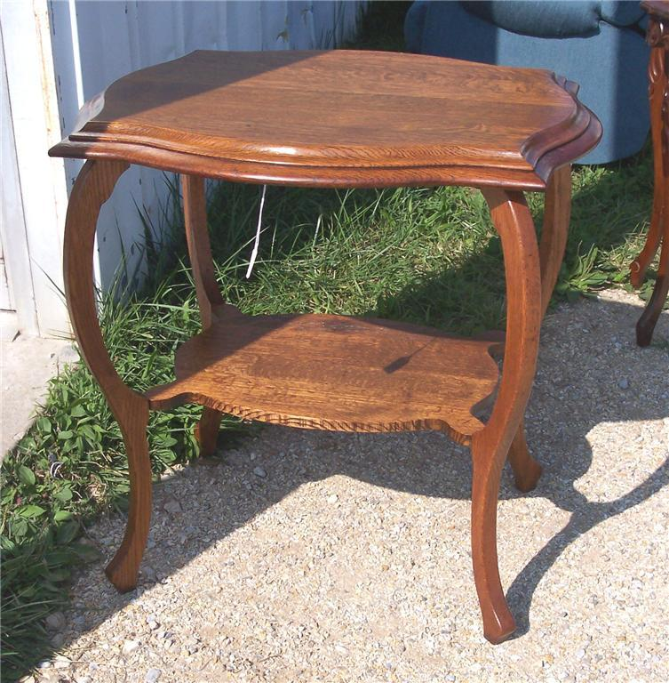 Primary image for Quartersawn Oak Parlor Table/Center Table