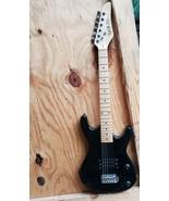 Black Viper JR GE36 6 String Electric Guitar by BGuitars - Works Great - $67.31