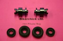 Suzuki 88-98 LTF250 Quad Runner Wheel Cylinder Rebuild Kit Front Brake Japan - $34.97