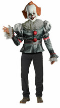 Rubies IT Chapter 2 Deluxe Pennywise Clown Movie Adult Halloween Costume... - £33.78 GBP