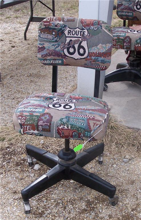 Primary image for Route 66 Desk Chair/Secretary Chair