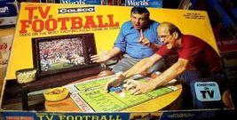 Coleco Tv Football 1974 Vintage Game - $20.00