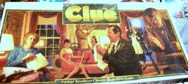 Clue 1992 Board Game--COMPLETE - $12.00
