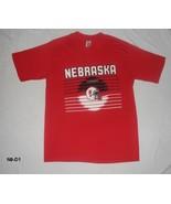 Desert Sportswear Sz Boys Large Nebraska Tee Shirt - $9.99