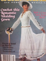 VINTAGE Tat Sew Crochet and Knitting Patterns BRIDAL BOUQUET Sweater BABY Shoes  - $6.95