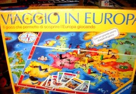 Viaggio In Europe Board Game By Ravensburger - $28.00
