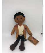 Disney Parks Star Wars Galaxy's Edge Finn Plush New with Tag - $30.17