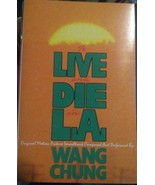 Live And Die In LA Motion Picture Soundtrack Cassette Wang Chung 1985 CO... - $11.85