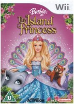 Barbie Island Princess - Wii [video game] - $31.68