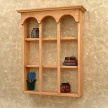 Curio Shelf - Large Shelf - Wall Decor - $39.95