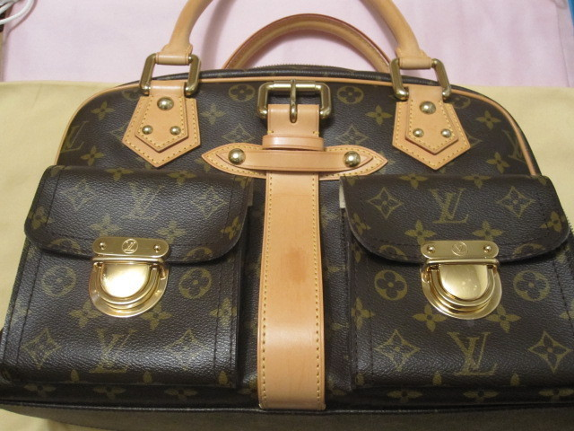Louis Vuitton Manhattan GM. PRICE DROP!!!