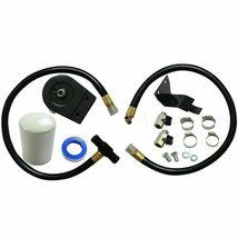 Coolant Filtration Filter Kit For 2003-2007 Ford V8 6.0L Powerstroke Diesel - $53.48