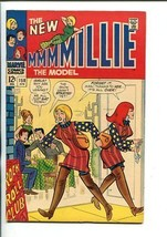 MILLIE THE MODEL-#158-ROCK 'N' ROLL-FASHION PAGE-vf - $63.05