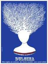 Dulcima blue vintage movie POSTER.Graphic Design.Wall Art Decoration.3297 - $10.89+