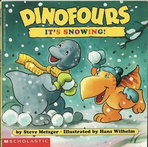 Dinofours   it s snowing thumb200