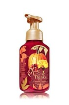 Bath & Body Works Gentle Foaming Hand Soap Give Thanks Sweet Cinnamon Pu... - $15.85