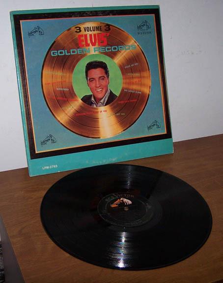 Elvis  volume3goldenrecords