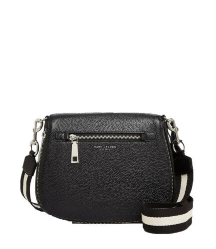 Primary image for Marc Jacobs Gotham Saddle Bag, Black