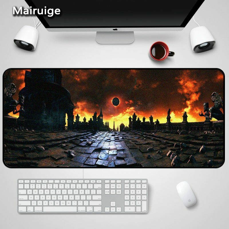 Primary image for Mairuige® Large Size 30x60cm Antiskid Mousepads Game Dark Souls Gaming Mouse