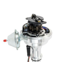 Pro Series R2R Distributor for Ford SB Windsor 289/302W, V8 Engine Blue Cap image 6