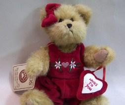 Boyds Bear Hugs to You Teddy Bear - $5.50