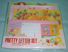 JAPAN PROMO Sailor Moon Manga Nakayoshi Nakayosi Furoku Letter Set Compl... - $38.98