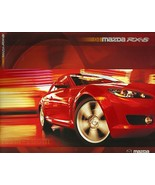 2004 Mazda RX-8 dual sales brochure catalog 04 US Sport Touring - $12.00