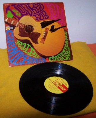 I Looked For Love LP  Record