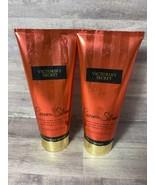 2-Victoria Secret Passion Struck Fragrant Hand And Body  Cream Perfume 6... - $28.89
