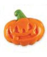 WILTON Jack-O-Lantern Mini Cake PAN HALLOWEEN Pumpkins 1983 Bakeware Tri... - $9.89