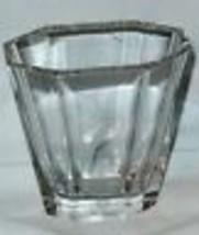"Kosta Parrot Vase 4"" tall - $25.93"