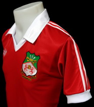 retro wrexham soccer jerseys David Giles Frank Jones 78 h vintage classi... - $45.00