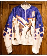 1992 Olympics / Kellogg's U.S.A. BASKETBALL TEAM JACKET Sz Large Unused Washable - $34.00