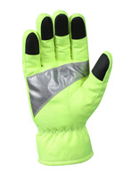 Green Police Security School Crossing Guard Traffic Safety Reflective Gl... - $19.99