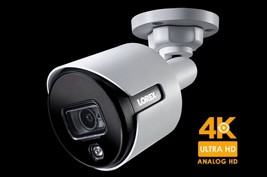 LOREX LBV8543XW 4K Ultra HD Active Deterrence Security Camera MPX New lot - $69.00+