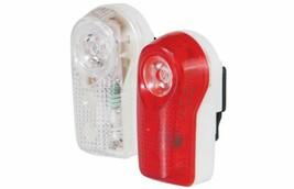 Diamondback Panorama LED Bicycle Water Proof Light Set Red/White - $22.53