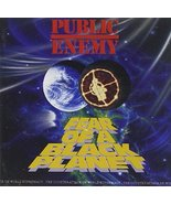 Fear Of A Black Planet (Audio CD, 1990, Explicit Lyrics) Public Enemy - $49.66