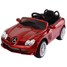12 V Mercedes Benz R199 Kids Ride on Car w/ MP3 + RC - $275.99
