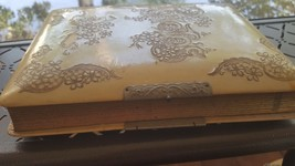 Antique Early 1900's Photograph Album can hold 36 RARE ,worth $100+,z9 - $6.66